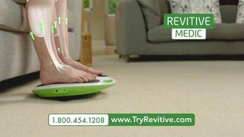 Revitive Medic TV Spot, 'Holidays: Aches & Pains' - Thumbnail 4