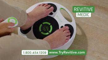 Revitive Medic TV Spot, 'Holidays: Aches & Pains' - Thumbnail 7