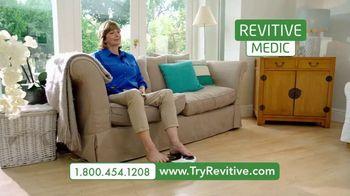 Revitive Medic TV Spot, 'Holidays: Aches & Pains' - Thumbnail 8
