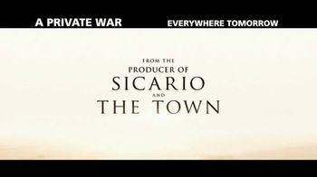 A Private War - Alternate Trailer 6