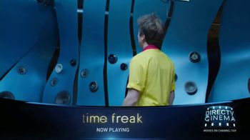 DIRECTV Cinema TV Spot, 'Time Freak' - Thumbnail 3