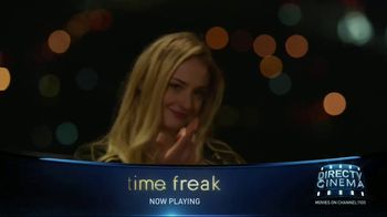 DIRECTV Cinema TV Spot, 'Time Freak' - Thumbnail 6