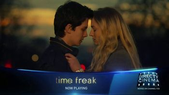 DIRECTV Cinema TV Spot, 'Time Freak' - Thumbnail 7
