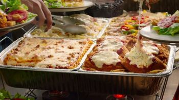 Olive Garden Oven Baked Pastas TV Spot, 'Holiday' - Thumbnail 10
