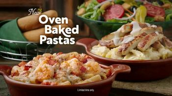 Olive Garden Oven Baked Pastas TV Spot, 'Holiday' - Thumbnail 8