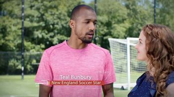 Draper TV Spot, 'The Science of Sports: Soccer' Featuring Teal Bunbury