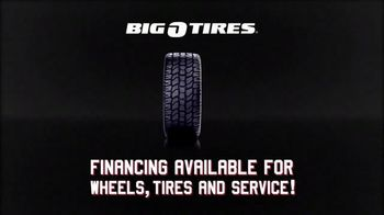 Big O Tires TV Spot, 'No Credit Needed Financing' - Thumbnail 2