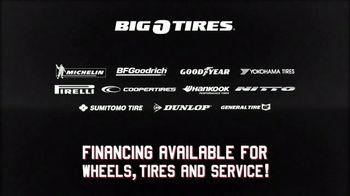 Big O Tires TV Spot, 'No Credit Needed Financing' - Thumbnail 5
