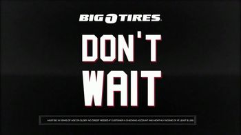 Big O Tires TV Spot, 'No Credit Needed Financing' - Thumbnail 6