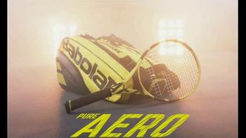 Tennis Warehouse TV Spot, '2019 Babolat Pure Aero' Featuring Rafael Nadal - Thumbnail 9
