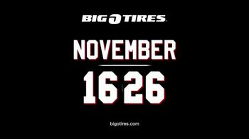 Big O Tires Biggest Black Friday Sale Ever TV Spot, 'Tires and Motor Oil' - Thumbnail 2