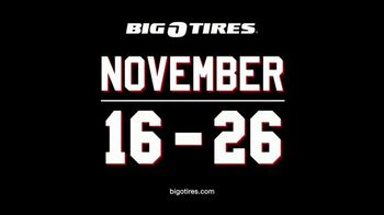 Big O Tires Biggest Black Friday Sale Ever TV Spot, 'Tires and Motor Oil' - Thumbnail 3