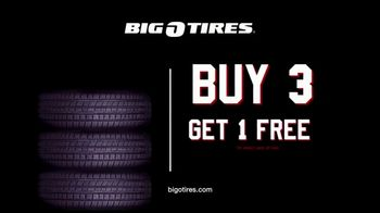 Big O Tires Biggest Black Friday Sale Ever TV Spot, 'Tires and Motor Oil' - Thumbnail 4