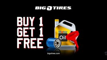 Big O Tires Biggest Black Friday Sale Ever TV Spot, 'Tires and Motor Oil' - Thumbnail 6