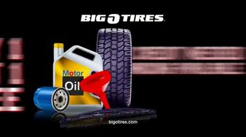 Big O Tires Biggest Black Friday Sale Ever TV Spot, 'Tires and Motor Oil' - Thumbnail 7