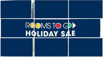 Rooms to Go Holiday Sale TV Spot, 'Five-Piece Dining Sets: $13 Per Month' - Thumbnail 2