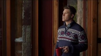IZOD TV Spot, 'Holidays: Colin Jost Asks Sweater Too Many Questions' - Thumbnail 3