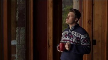 IZOD TV Spot, 'Holidays: Colin Jost Asks Sweater Too Many Questions'