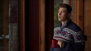 IZOD TV Spot, 'Holidays: Colin Jost Asks Sweater Too Many Questions' - Thumbnail 9