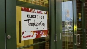 Scheels TV Spot, 'Happy Thanksgiving' - Thumbnail 3