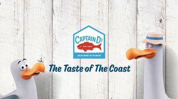 Captain D's Family Meals TV Spot, 'Be a Holiday Hero' - Thumbnail 10
