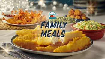 Captain D\'s Family Meals TV Spot, \'Be a Holiday Hero\'