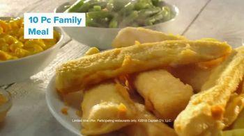 Captain D's Family Meals TV Spot, 'Be a Holiday Hero' - Thumbnail 3