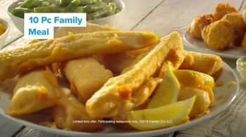 Captain D's Family Meals TV Spot, 'Be a Holiday Hero' - Thumbnail 4