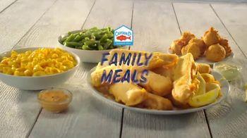 Captain D's Family Meals TV Spot, 'Be a Holiday Hero' - Thumbnail 7