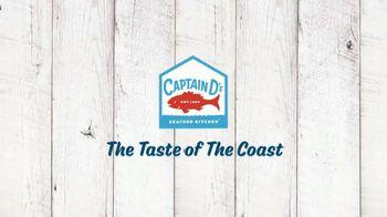 Captain D's Family Meals TV Spot, 'Be a Holiday Hero' - Thumbnail 9