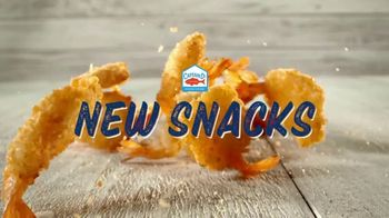 Captain D's Snacks TV Spot, 'Craveable Flavor'