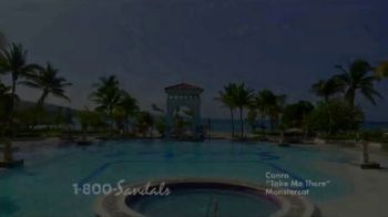 Sandals Resorts TV Spot, 'Wherever You Go' Song by Conro - Thumbnail 1