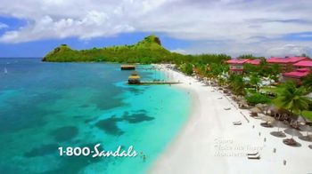 Sandals Resorts TV Spot, 'Wherever You Go' Song by Conro - Thumbnail 2
