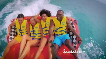 Sandals Resorts TV Spot, 'Wherever You Go' Song by Conro - Thumbnail 7