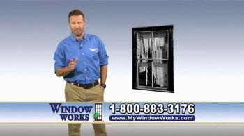 Window Works TV Spot, 'Old Drafty Windows' - Thumbnail 2