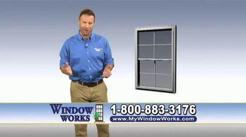 Window Works TV Spot, 'Old Drafty Windows' - Thumbnail 3