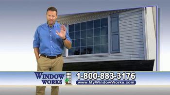 Window Works TV Spot, 'Old Drafty Windows' - Thumbnail 4