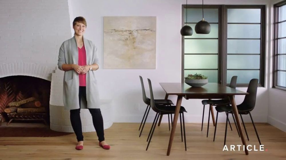 Article Tv Commercial Why Do People Buy Furniture From Article