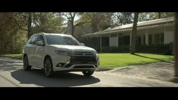 2018 Mitsubishi Outlander PHEV TV Spot, 'Future: Plug In' [T2]