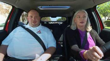 Mitsubishi New Year New Ride Season Ending Sale TV Spot, 'In a Mitsubishi' Featuring Jon Bailey [T2]