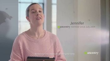 AncestryDNA Holiday Sale TV Spot, 'Jennifer'
