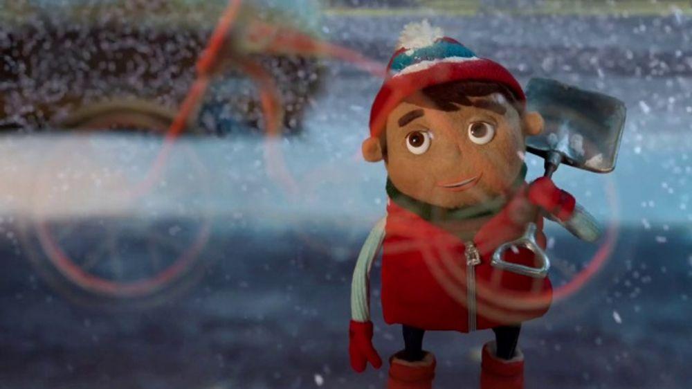 Petco 3 Legged Dog Christmas 2020 PETCO TV Commercial, 'Holiday Film: Saving Up'   iSpot.tv