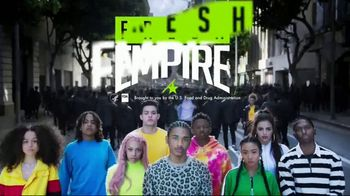 Fresh Empire TV Spot, 'Don't Sleep on the Facts' - Thumbnail 10