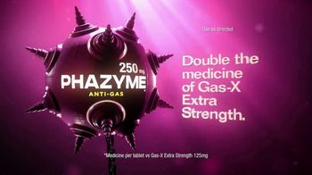 Phazyme TV Spot, 'Don't Get Bent out of Shape'