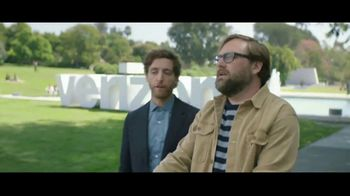 Verizon Unlimited TV Spot, 'Test: Buy One, Get One' Featuring Thomas Middleditch - Thumbnail 4