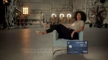 United Explorer Card TV Spot, 'Easy' Featuring Tracee Ellis Ross - Thumbnail 2