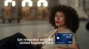United Explorer Card TV Spot, 'Easy' Featuring Tracee Ellis Ross - Thumbnail 3