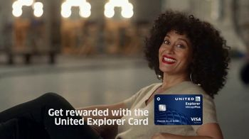 United Explorer Card TV Spot, 'Easy' Featuring Tracee Ellis Ross - Thumbnail 4