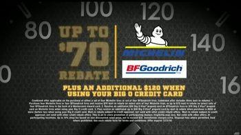 Big O Tires TV Spot, 'Oh No-vember: Rebate' - Thumbnail 10