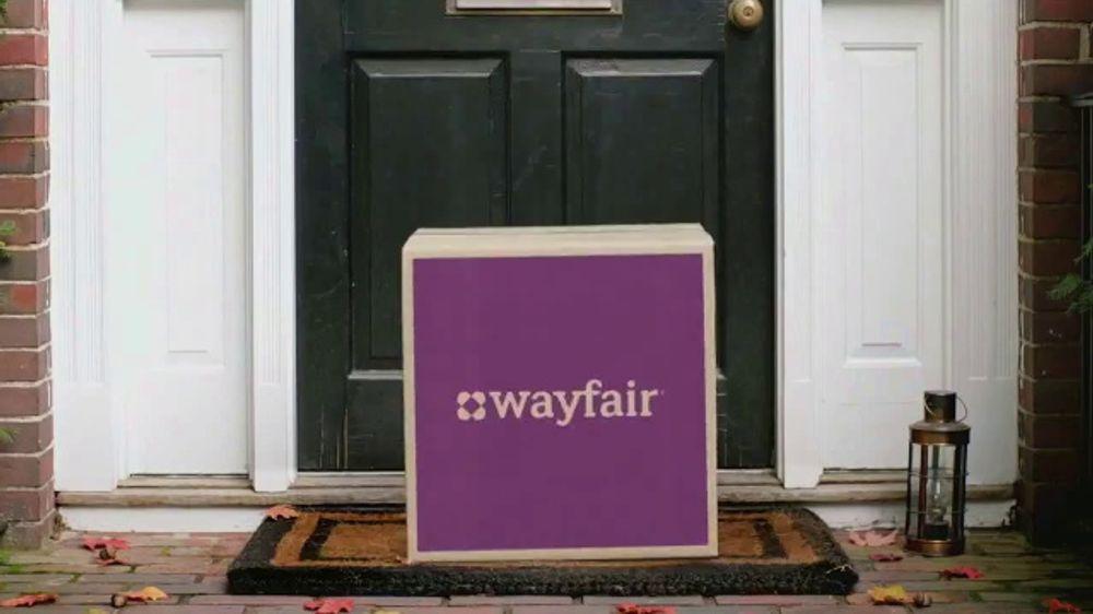 Wayfair Black Friday Week TV Commercial, 'Big Savings ...